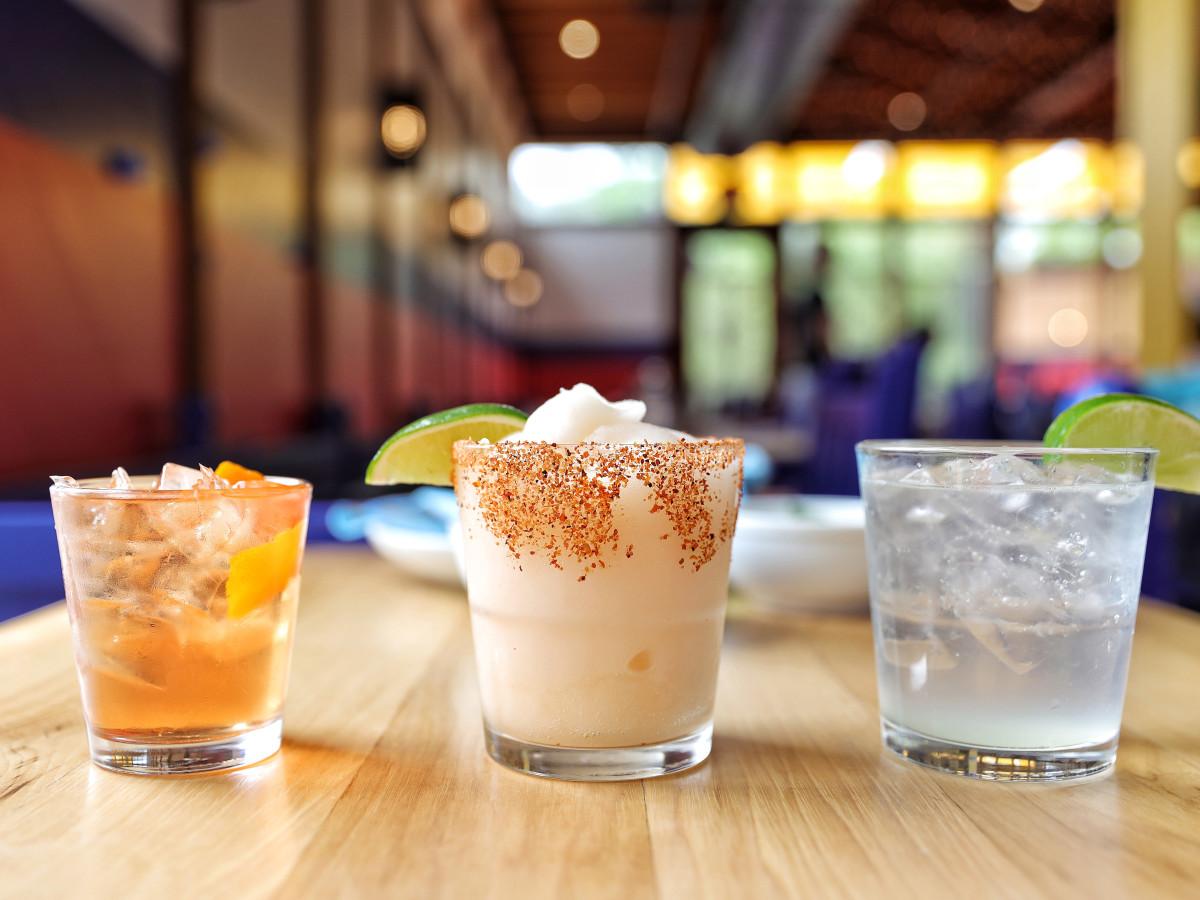 Vamonos Austin cocktails