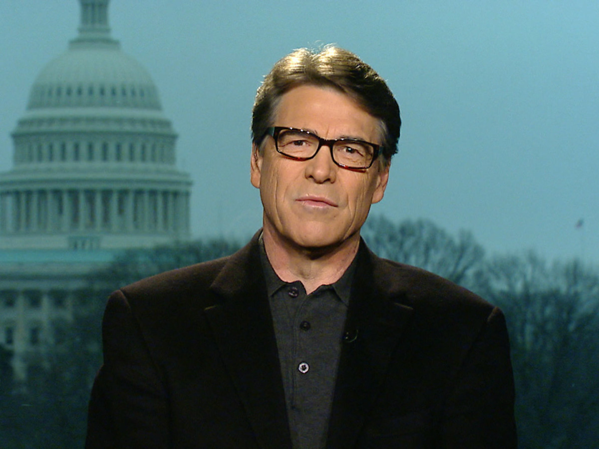 Rick Perry glasses