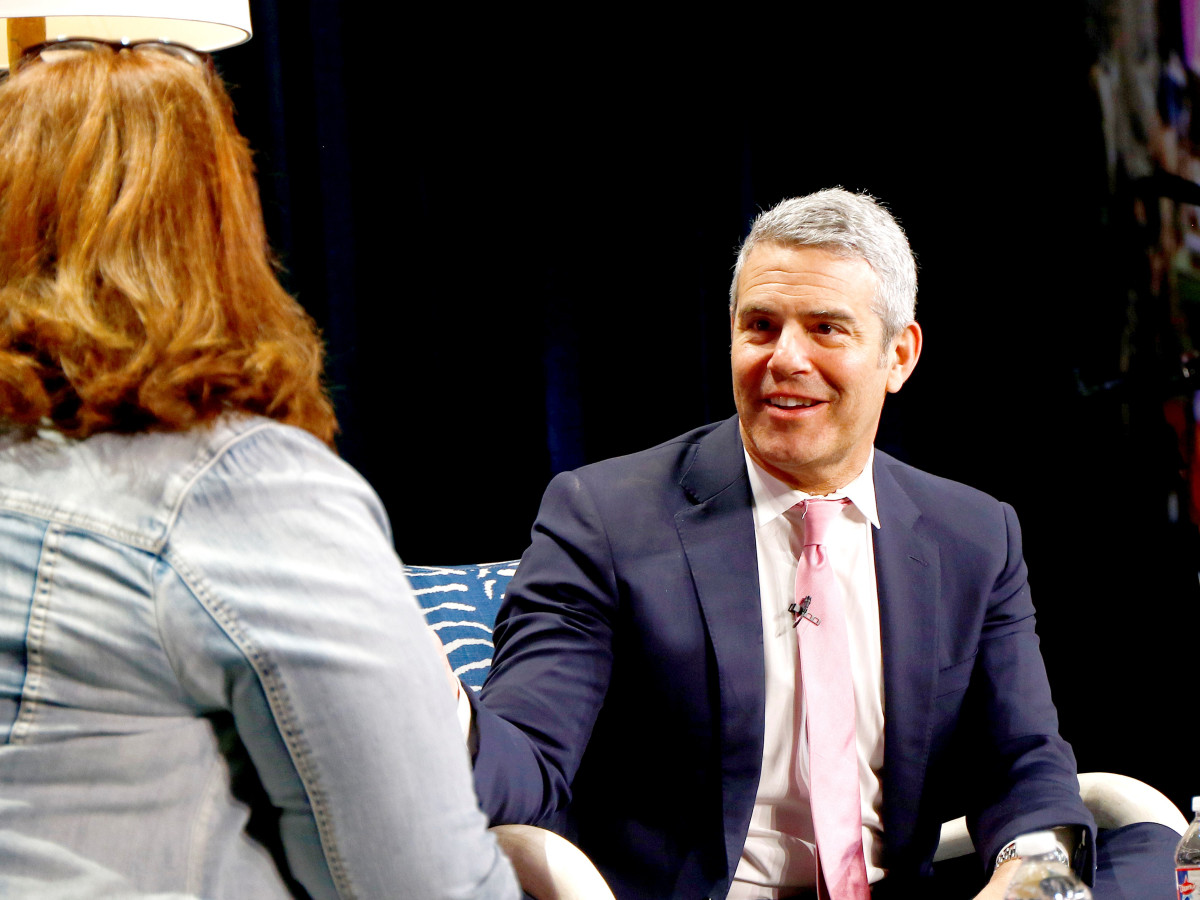 Andy Cohen, Chick Lit 2019