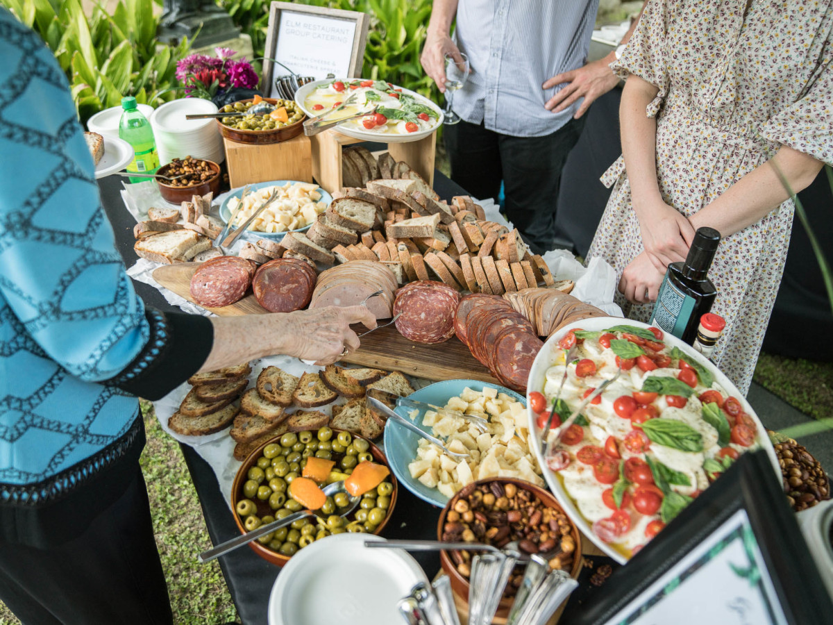 Umlauf Garden Party 2019 Elm Restaurant Group