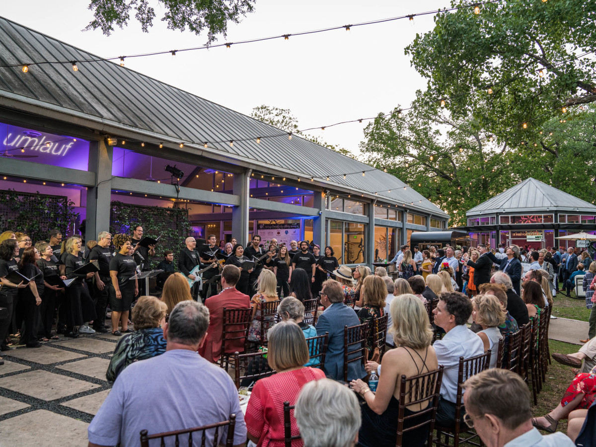 Umlauf Garden Party 2019 Panoramic Voices