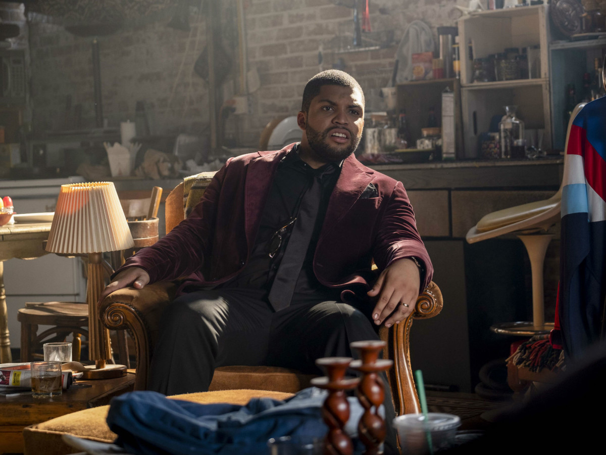 O'Shea Jackson in Long Shot