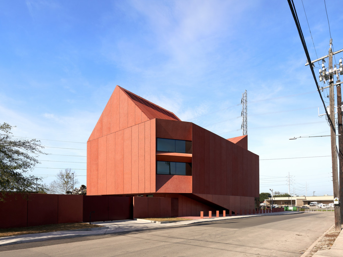 Ruby City Sir David Adjaye