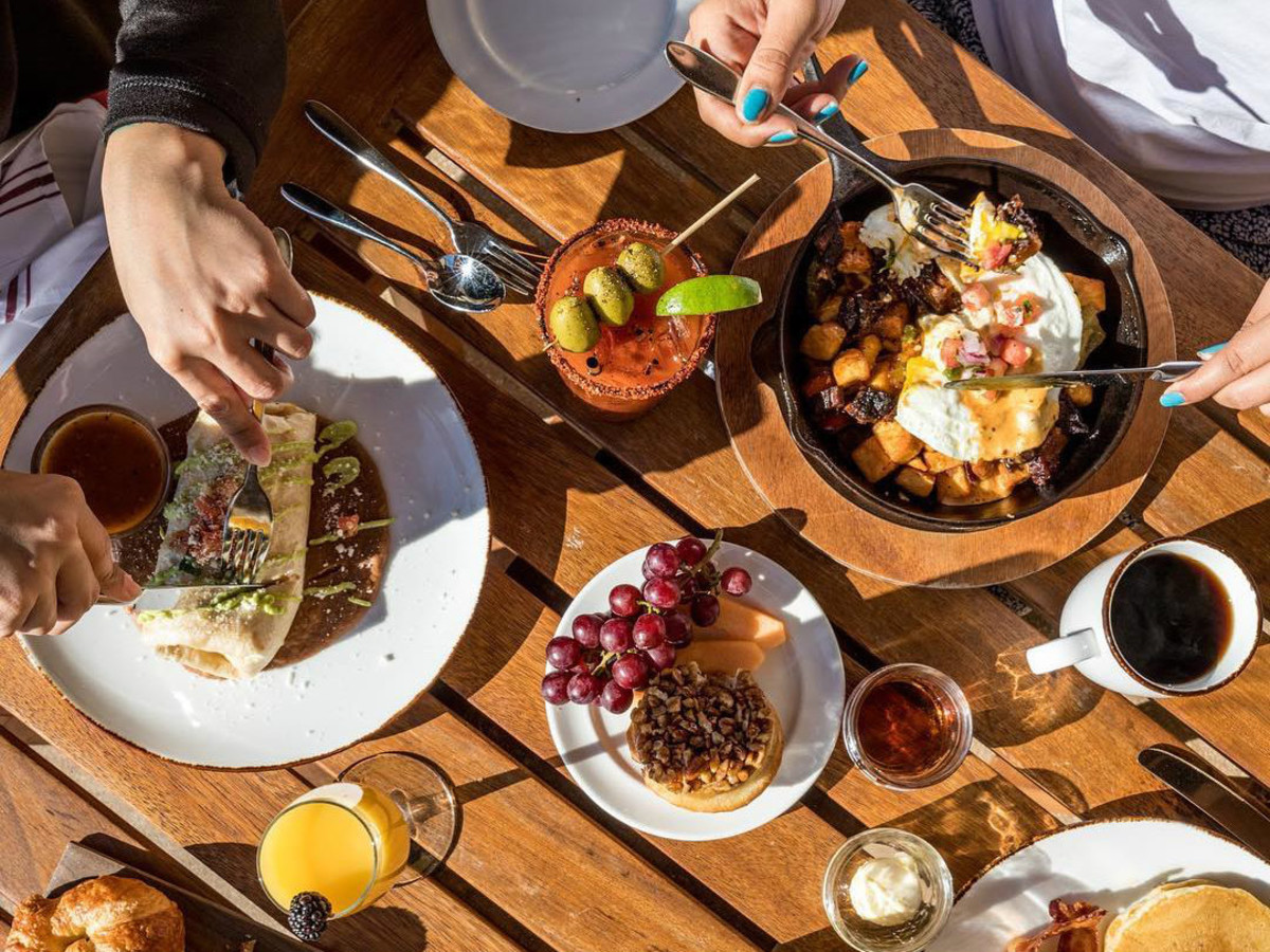 JW Marriott San Antonio Hill Country Resort & Spa brunch