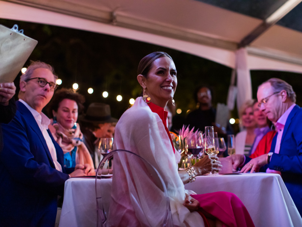 The Contemporary Art Dinner Laguna Gloria 2019