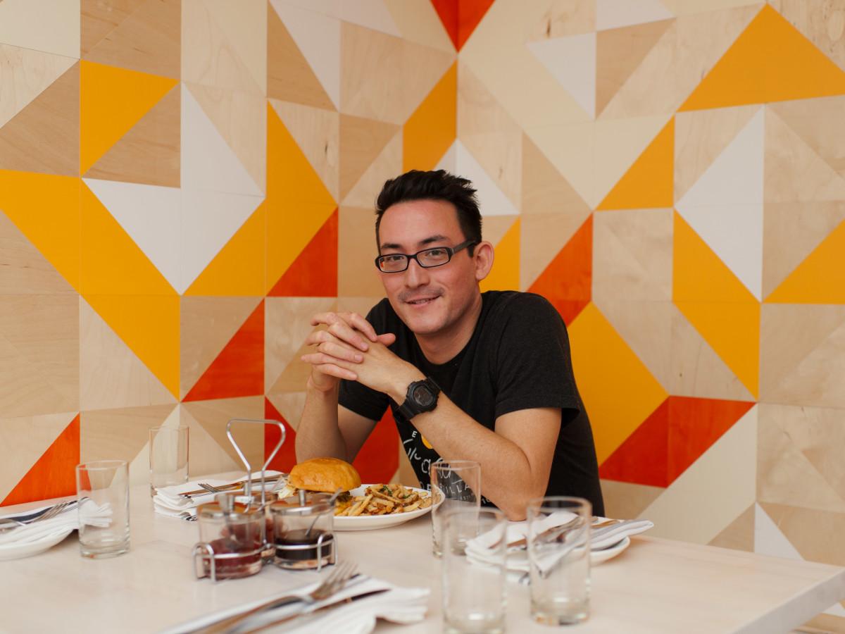 Eric Silverstein Peached Tortilla Austin
