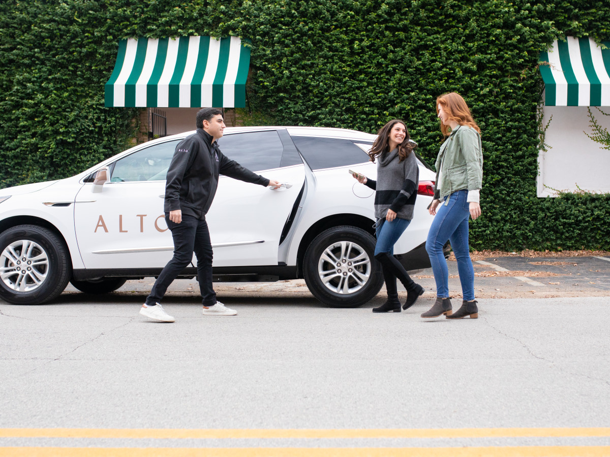 Alto ride-sharing