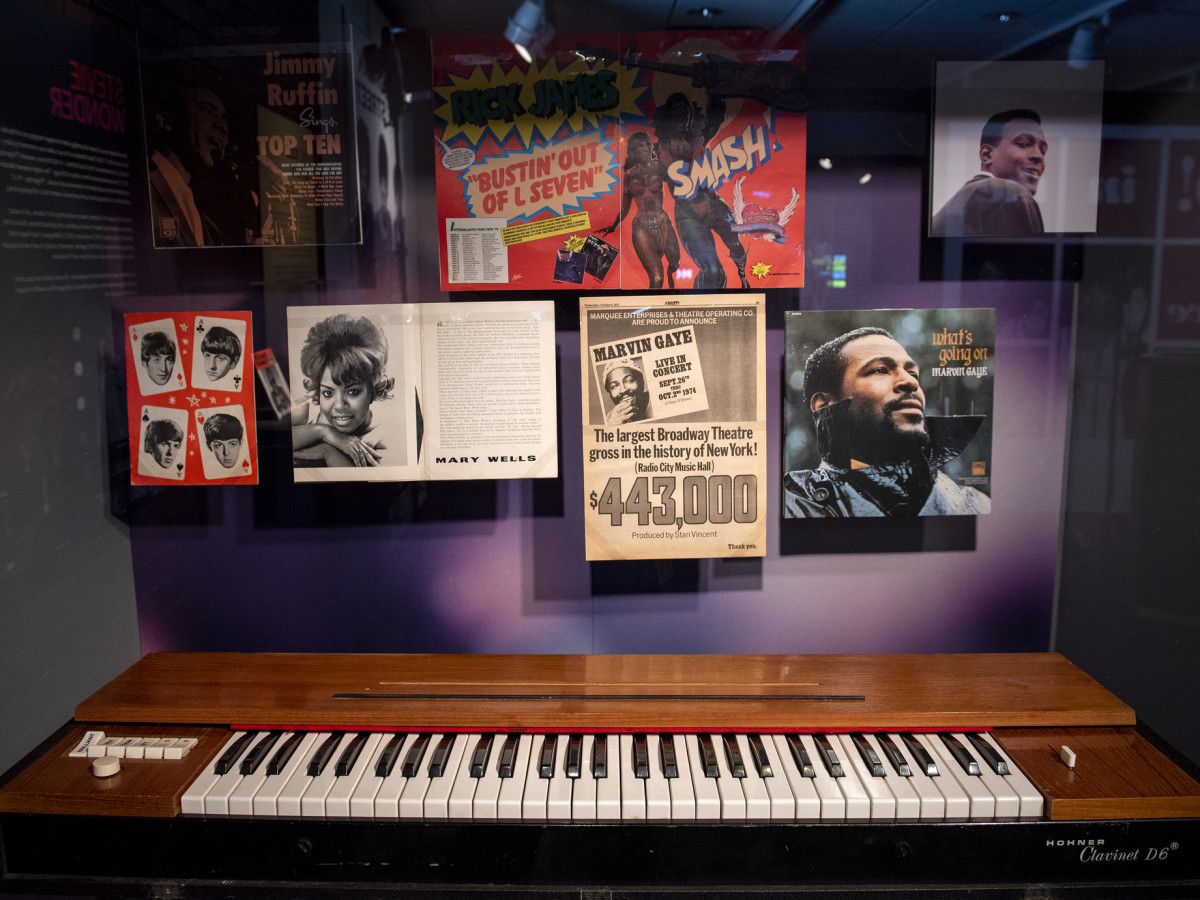 Motown exhibit LBJ Library 2019