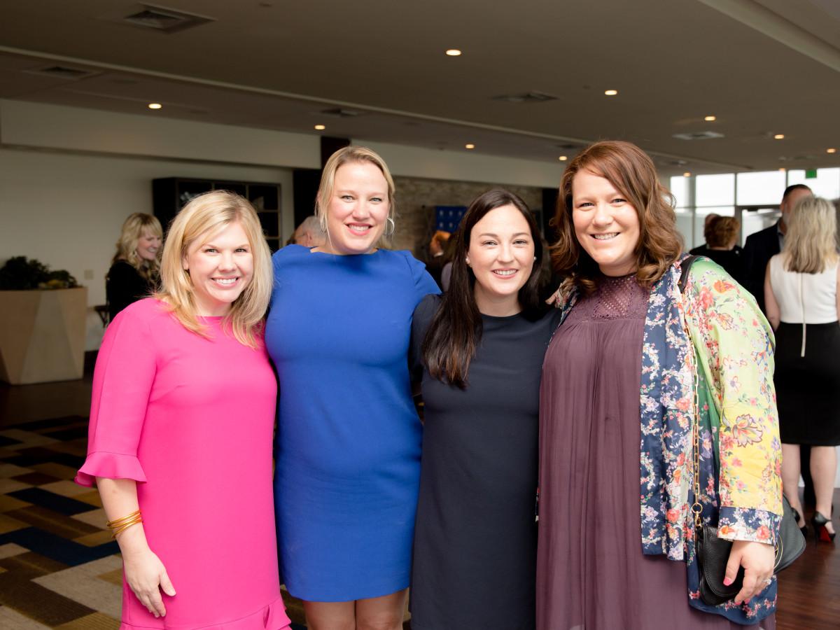 Molly Dorset, Candice Burgess, Annie Fernandez, Cassie Bohannon