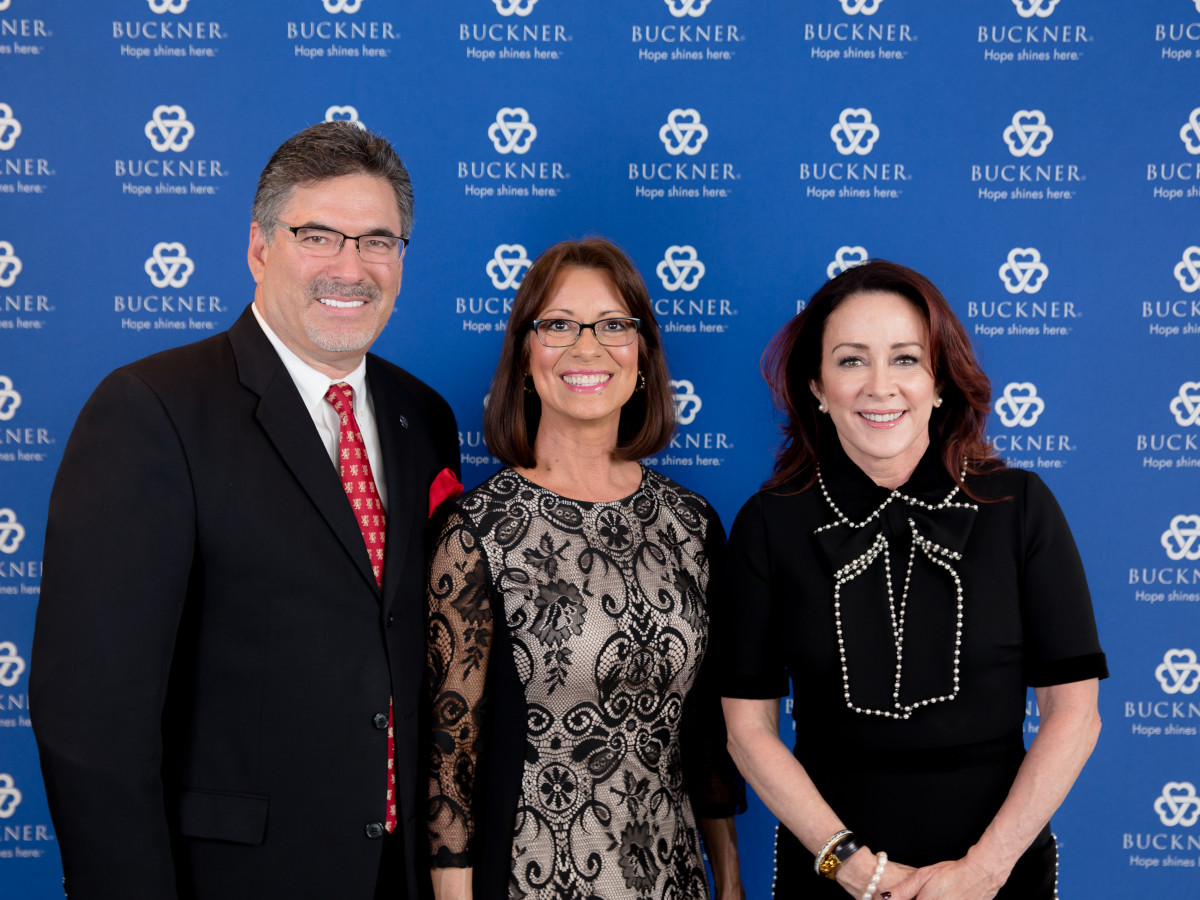 Dr. Albert Reyes, Belinda Reyes, Patricia Heaton
