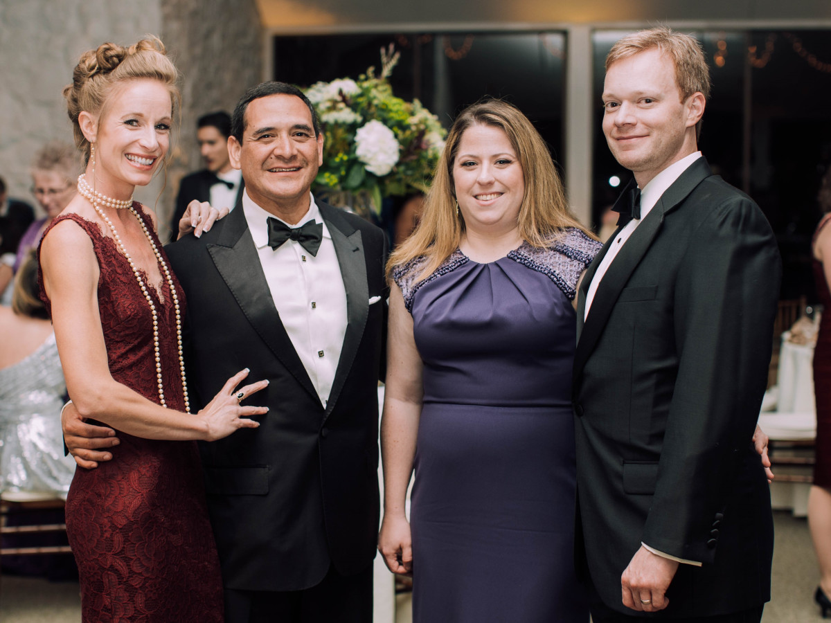 Cassie Dunn, Mike Martinez, Nicole Duvall, Brian Smith