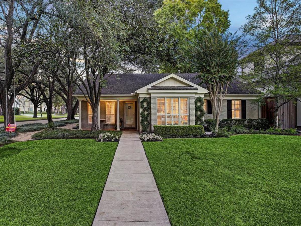 Afton Oaks, Houston home for sale