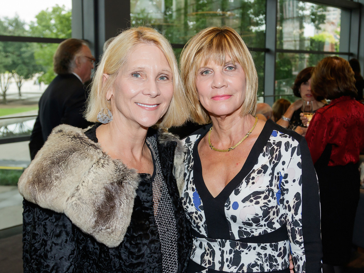 Lori Smith and Linda Barry