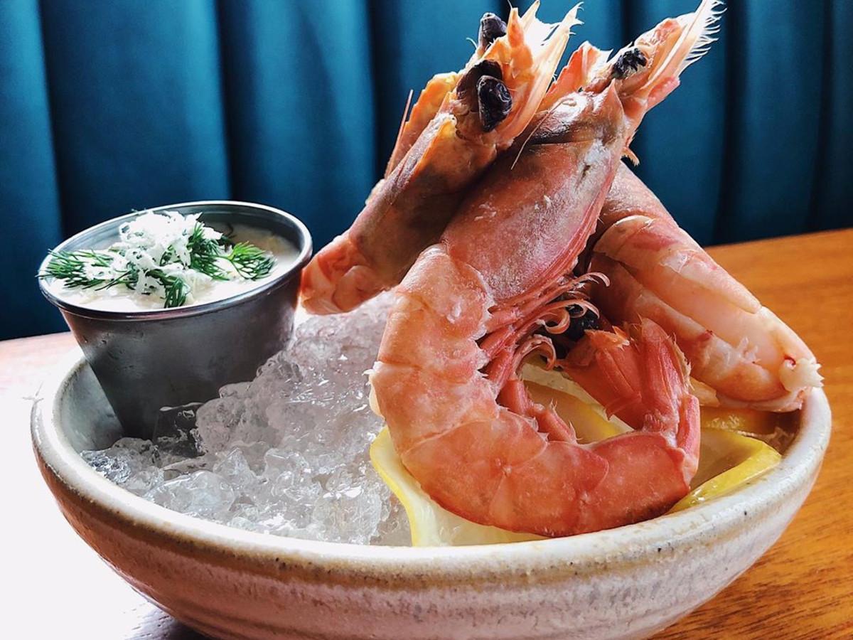 Squable Alabama royal red shrimp