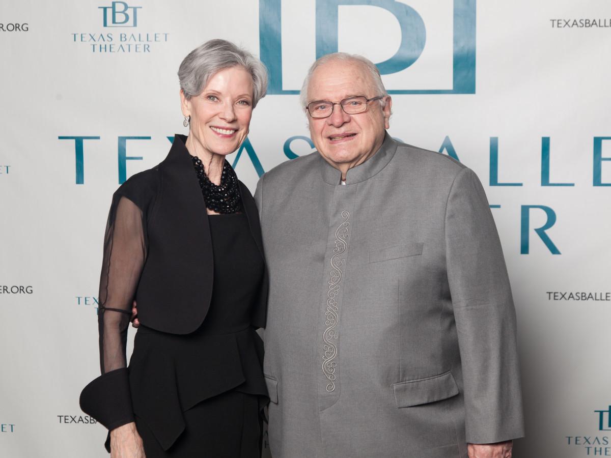 Karen Kain and Ben Stevenson