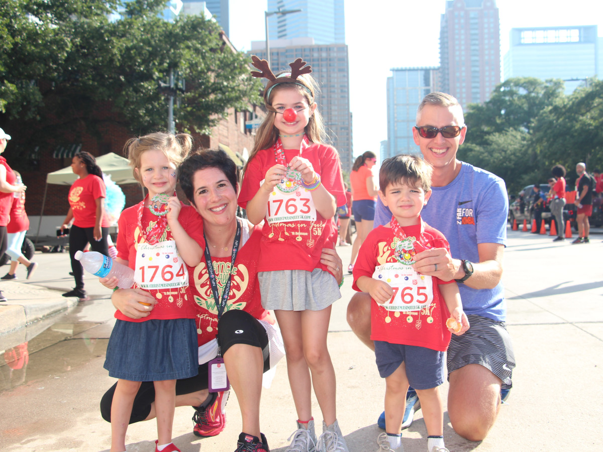 The Christmas in July 5K