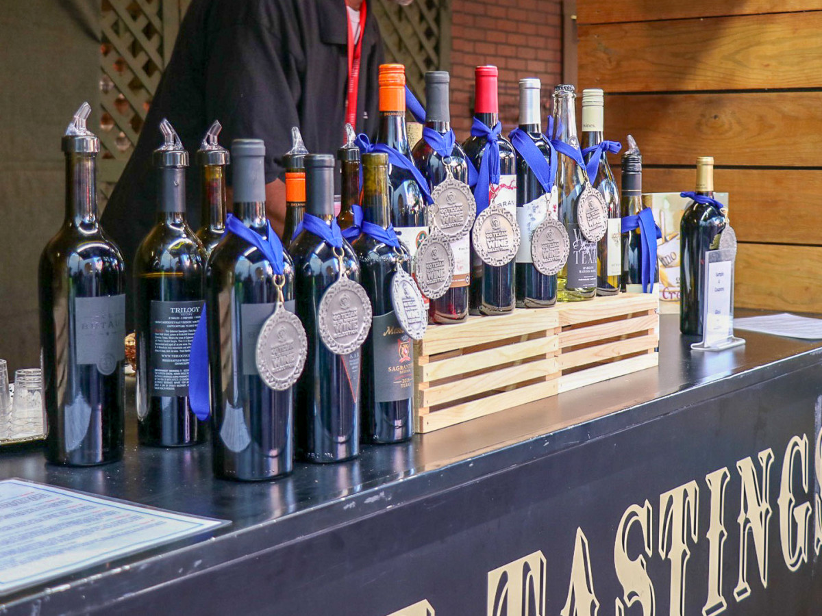 2018 Blue Ribbon wine winners