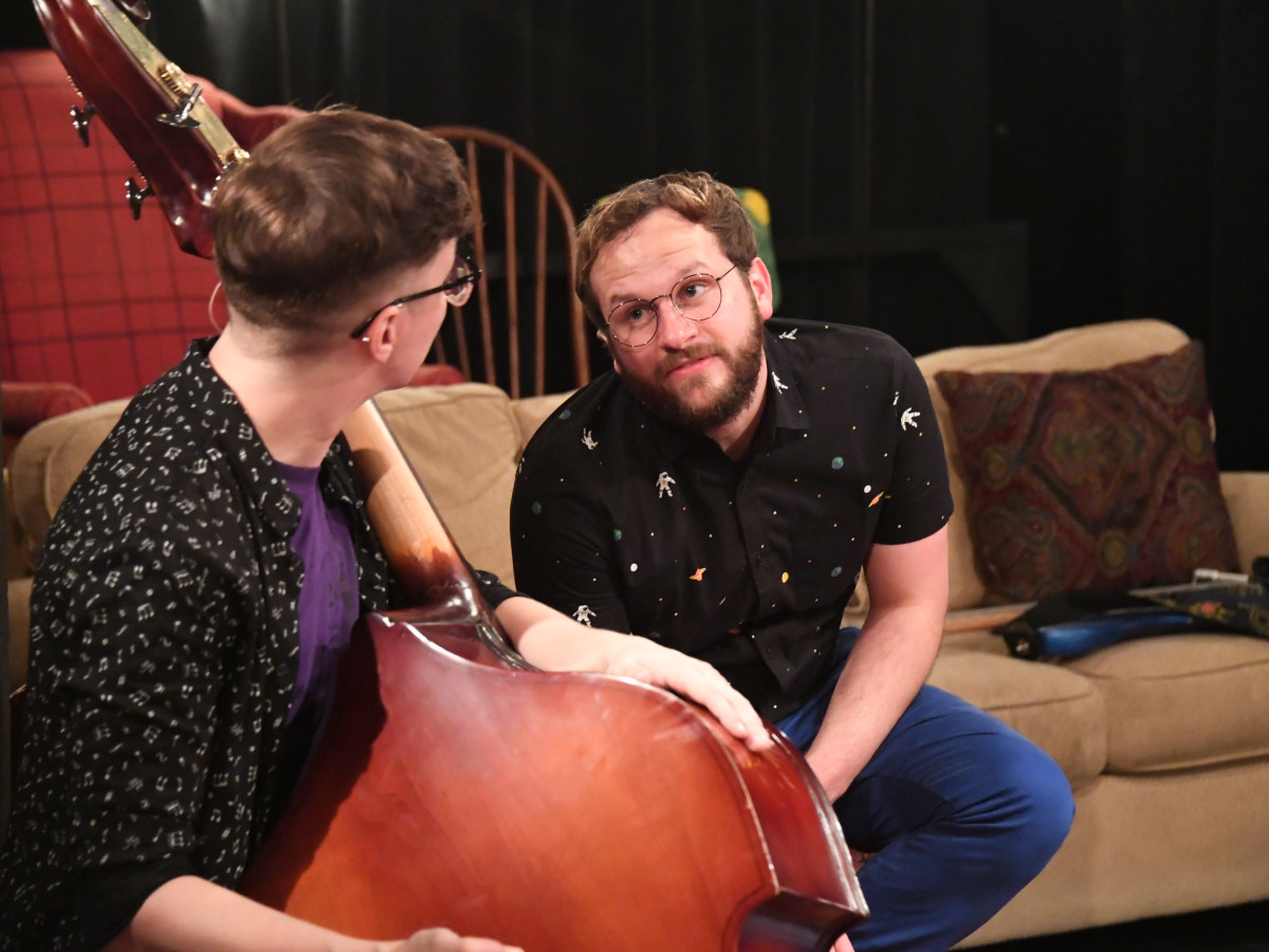 Imprint Theatreworks presents Ghost Quartet