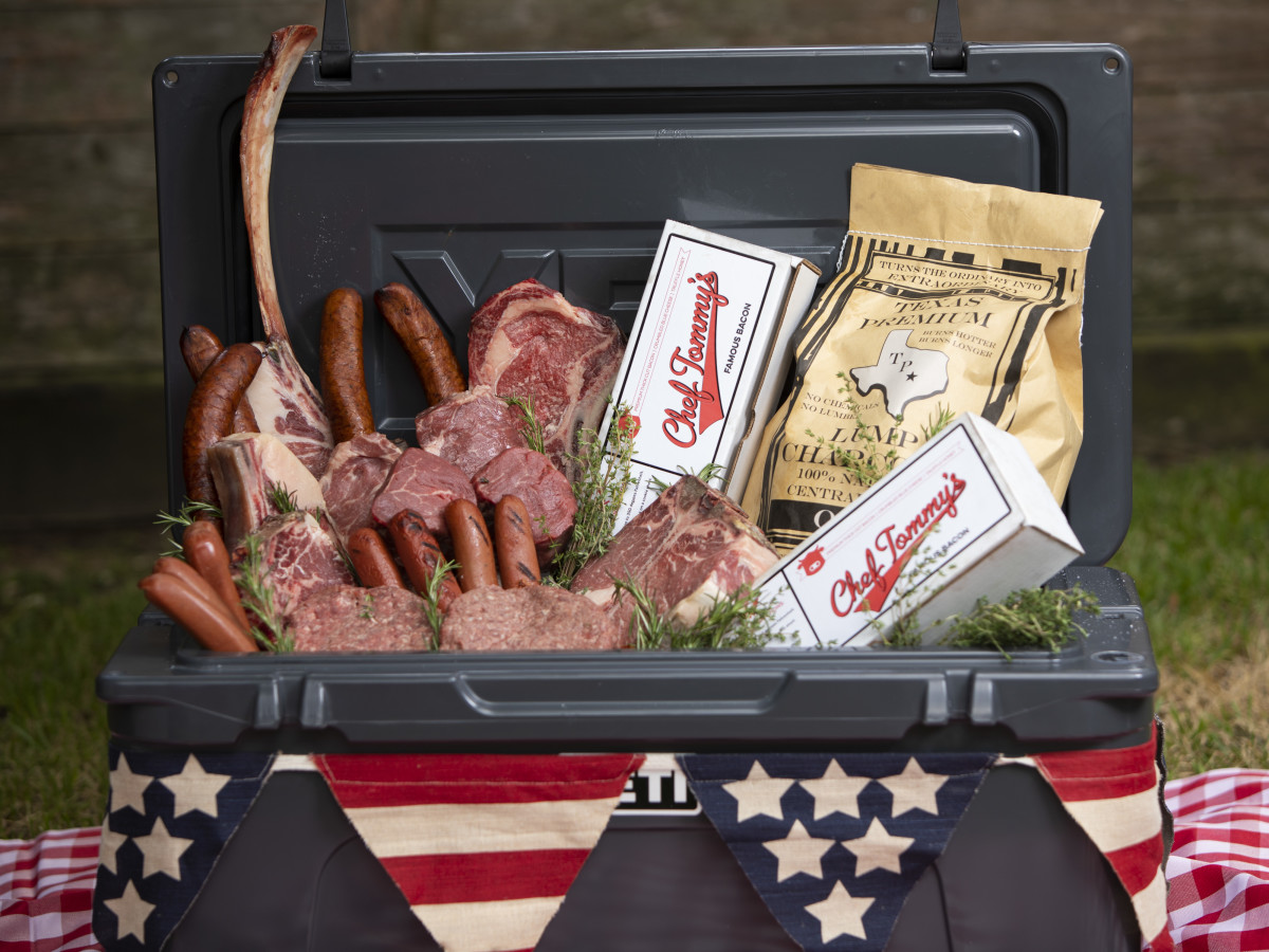 B&B Butchers summer grilling meat package