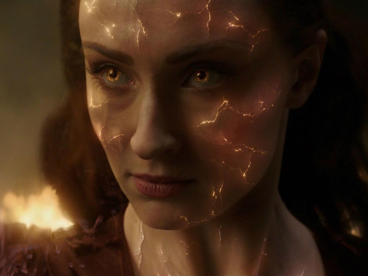 Sophie Turner in Dark Phoenix