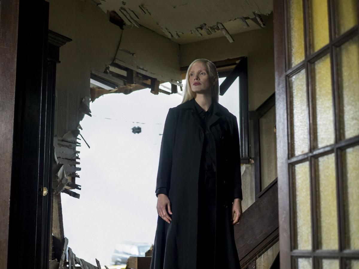 Jessica Chastain in Dark Phoenix