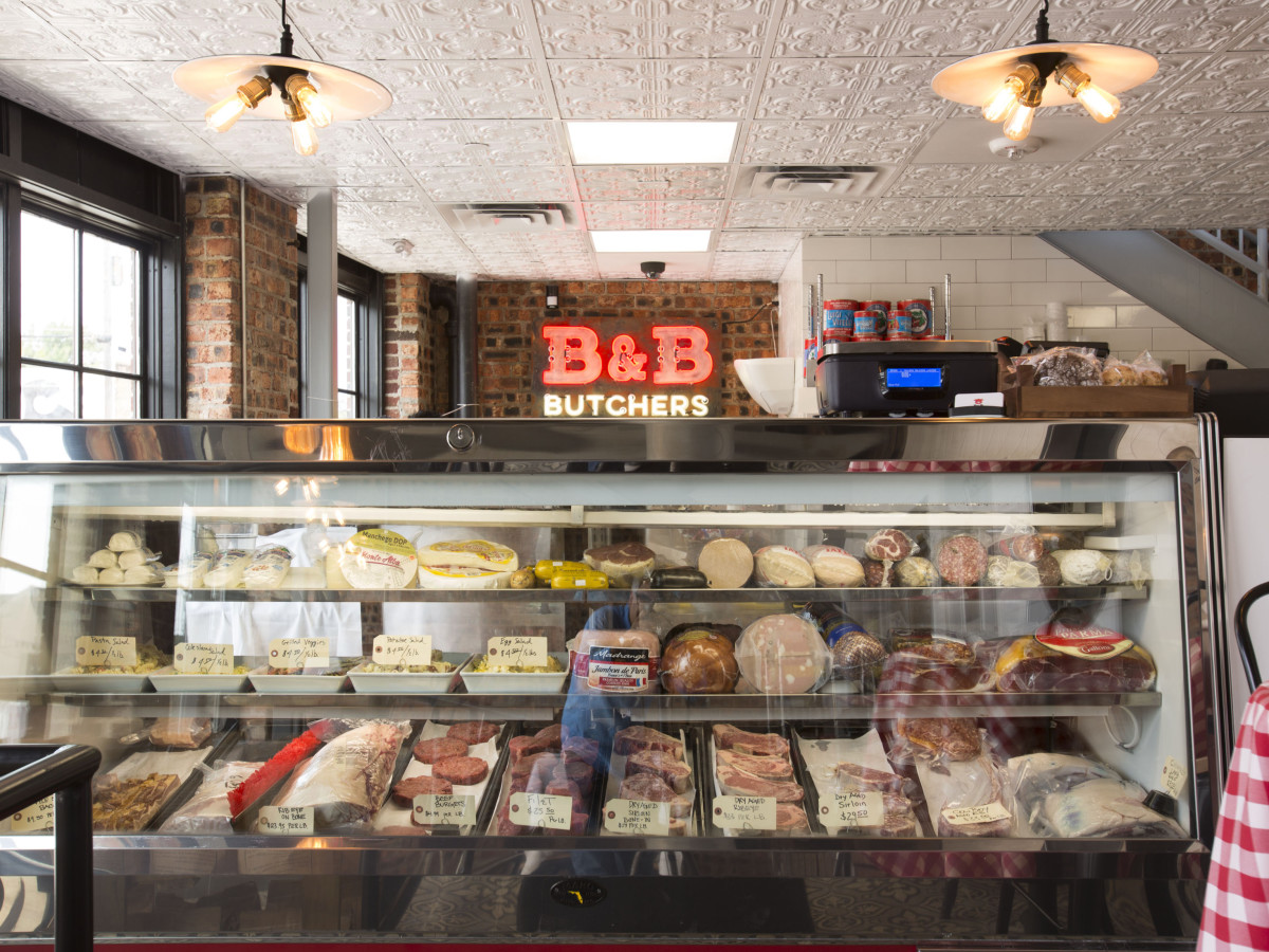 B&B Butchers in Houston