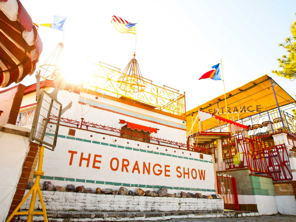 <i>Texas Legends, Tall Tales & Marvels</i>: The Orange Show Center for Visionary Art Gala