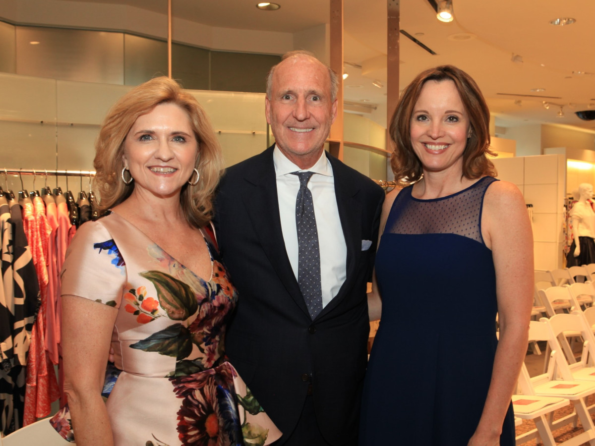Melissa Lewis, Crawford Brock, Kim Brannon