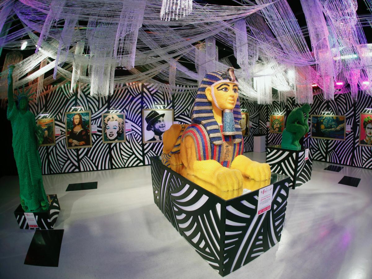 Candytopia Houston Sphinx