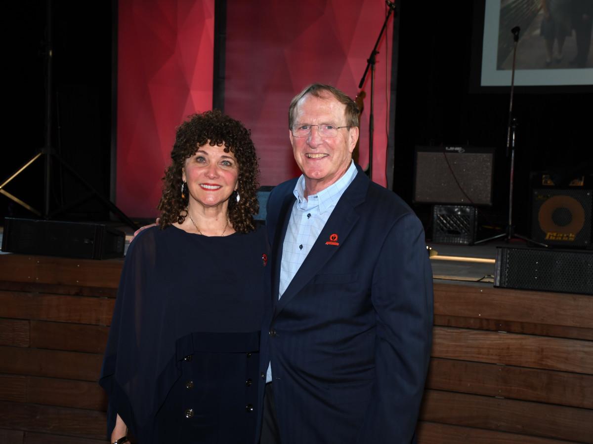 Cheryl Moore, Fred Moore