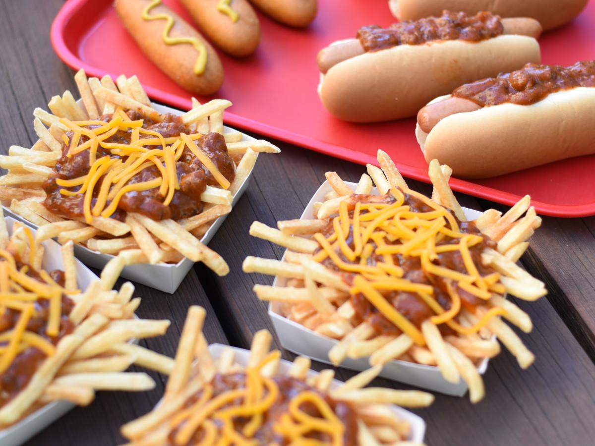Wienerschnitzel spread