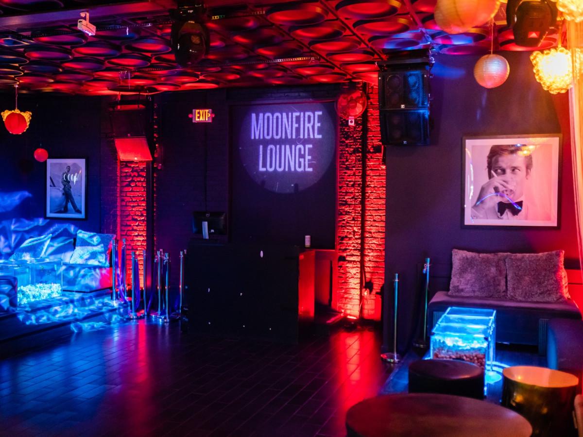 Moonfire Lounge Austin