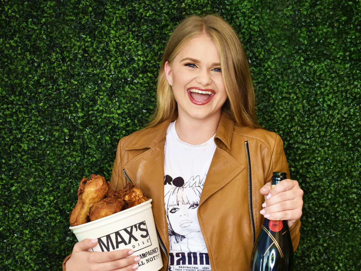 Max's Wine Dive national fried chicken day