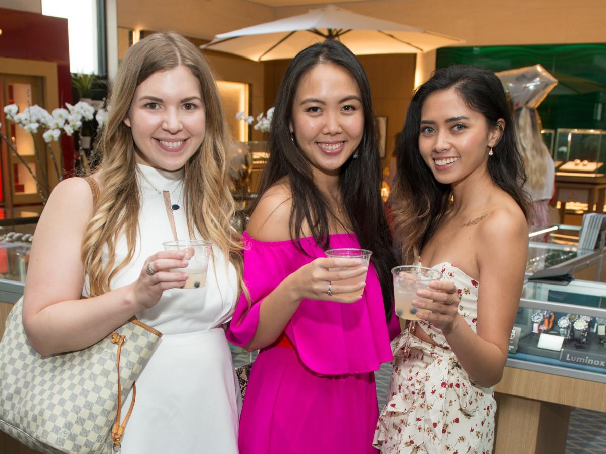 Deutsch Belles and Baubles 2019 Jillian Goltzman, Susan Nguyen, Danmarie Bunag