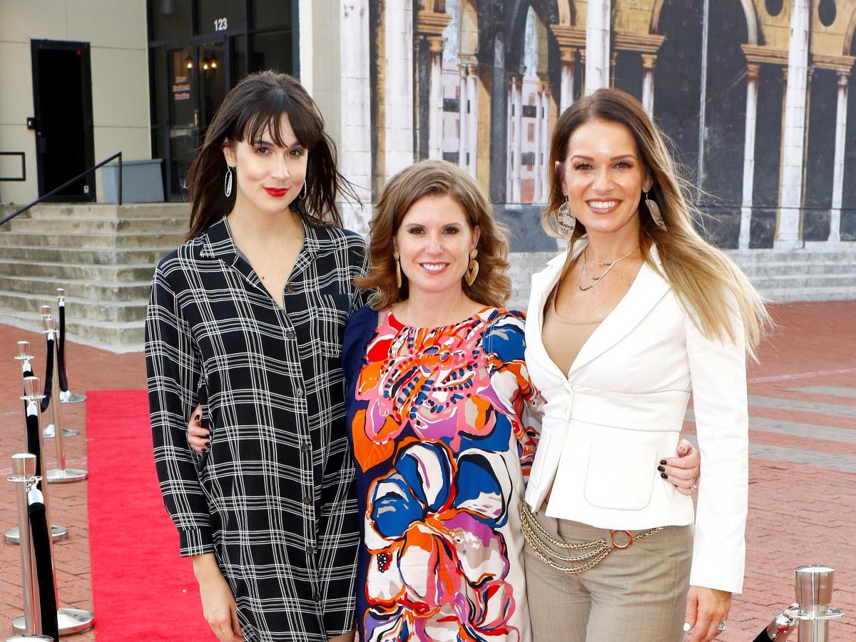 Abigail Ours, Alicia Bush, Kelly Singleton