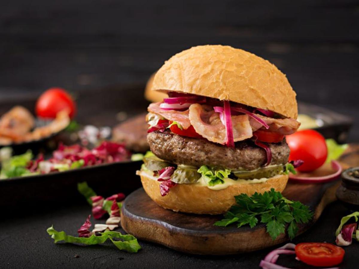 Sidecar Social burger
