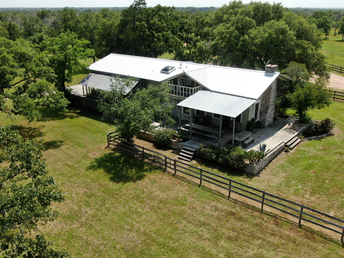Dick DeGuerin ranch Burton for sale