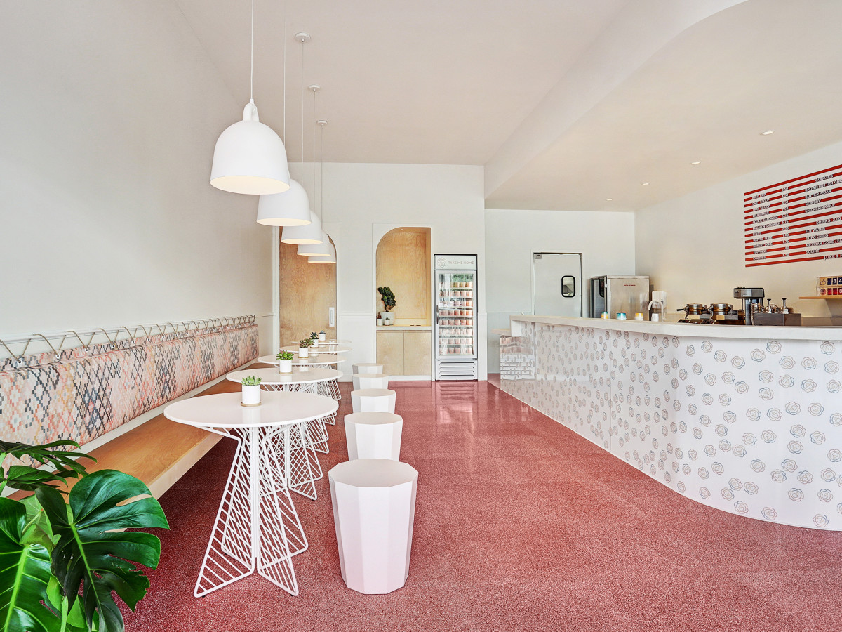 Flower and Cream interior gin design group