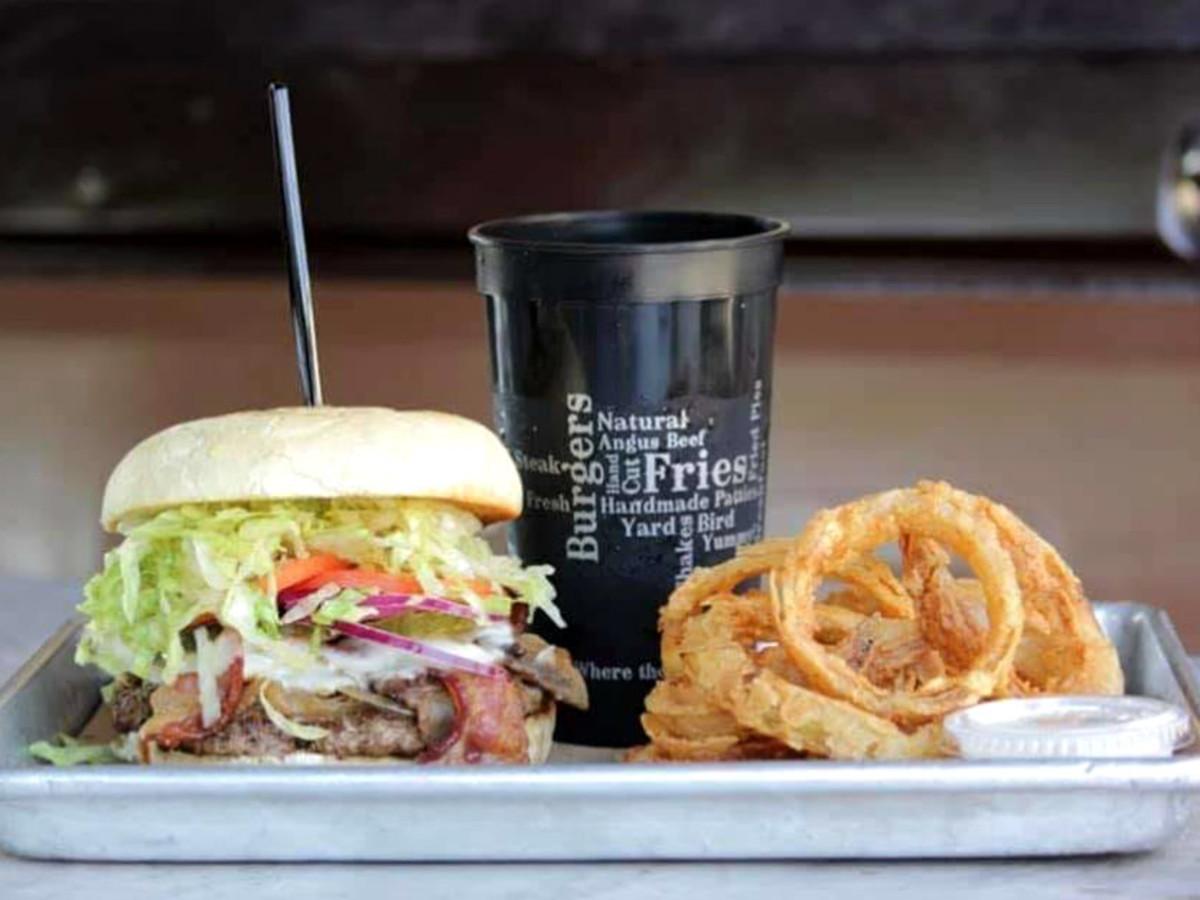 Branded Burger
