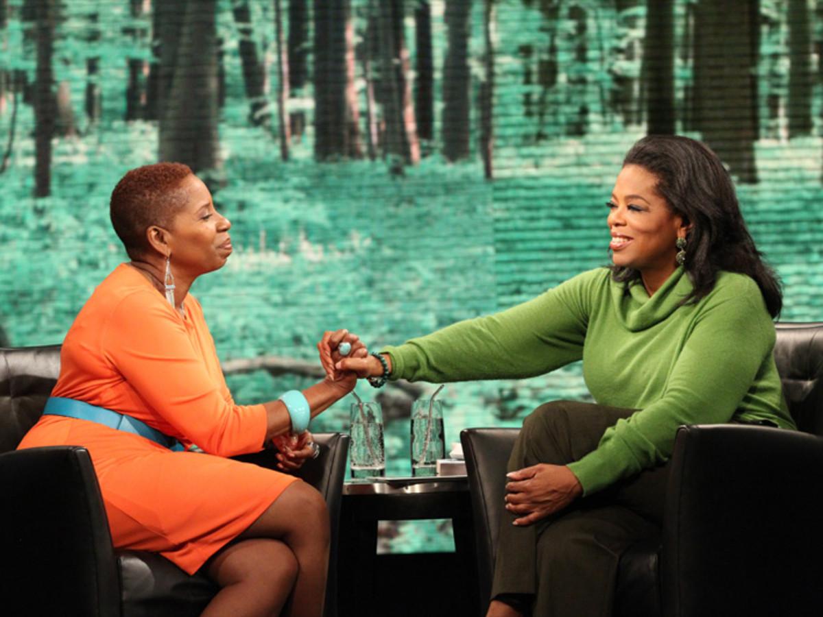 Iyanla Vanzant Oprah
