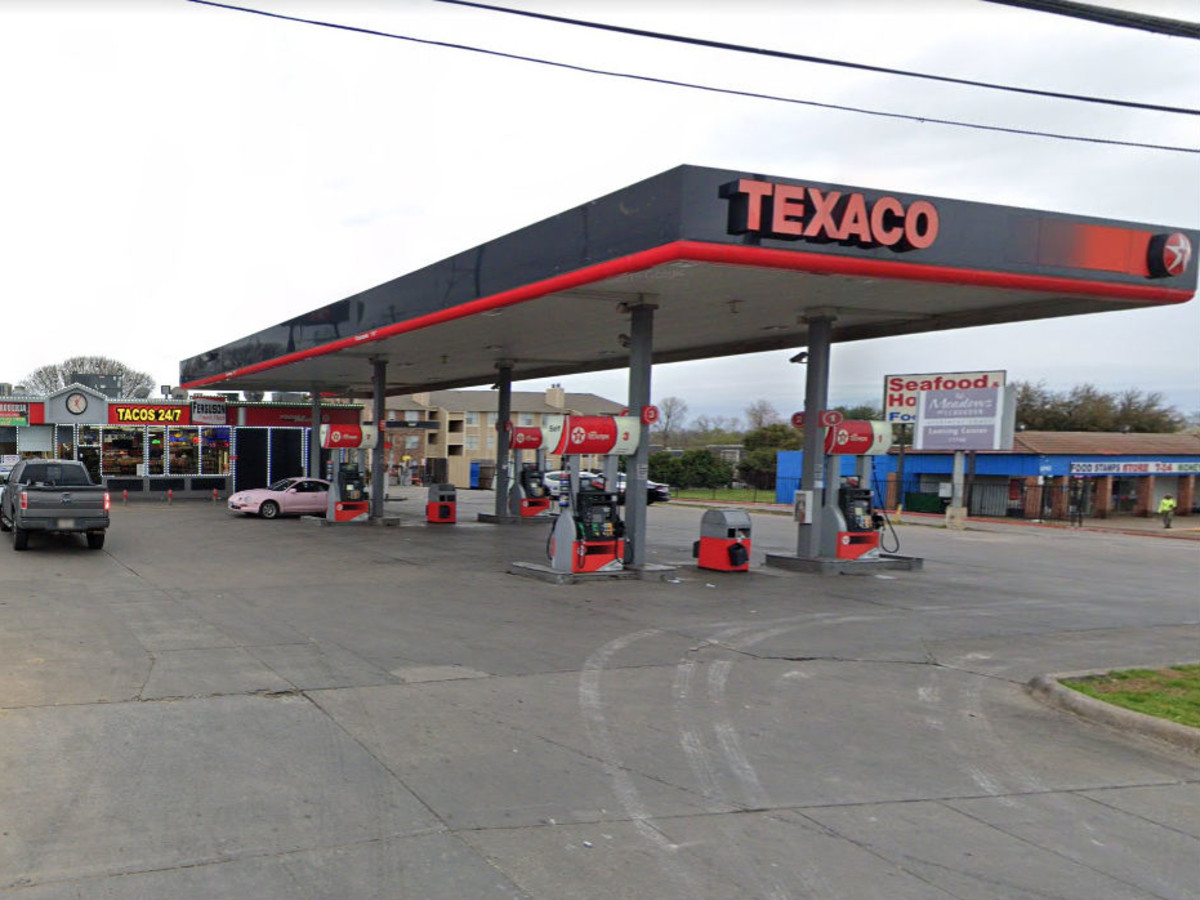 Texaco Ferguson Road