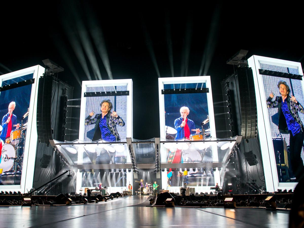 Rolling Stones Houston concert 2019 NRG Stadium