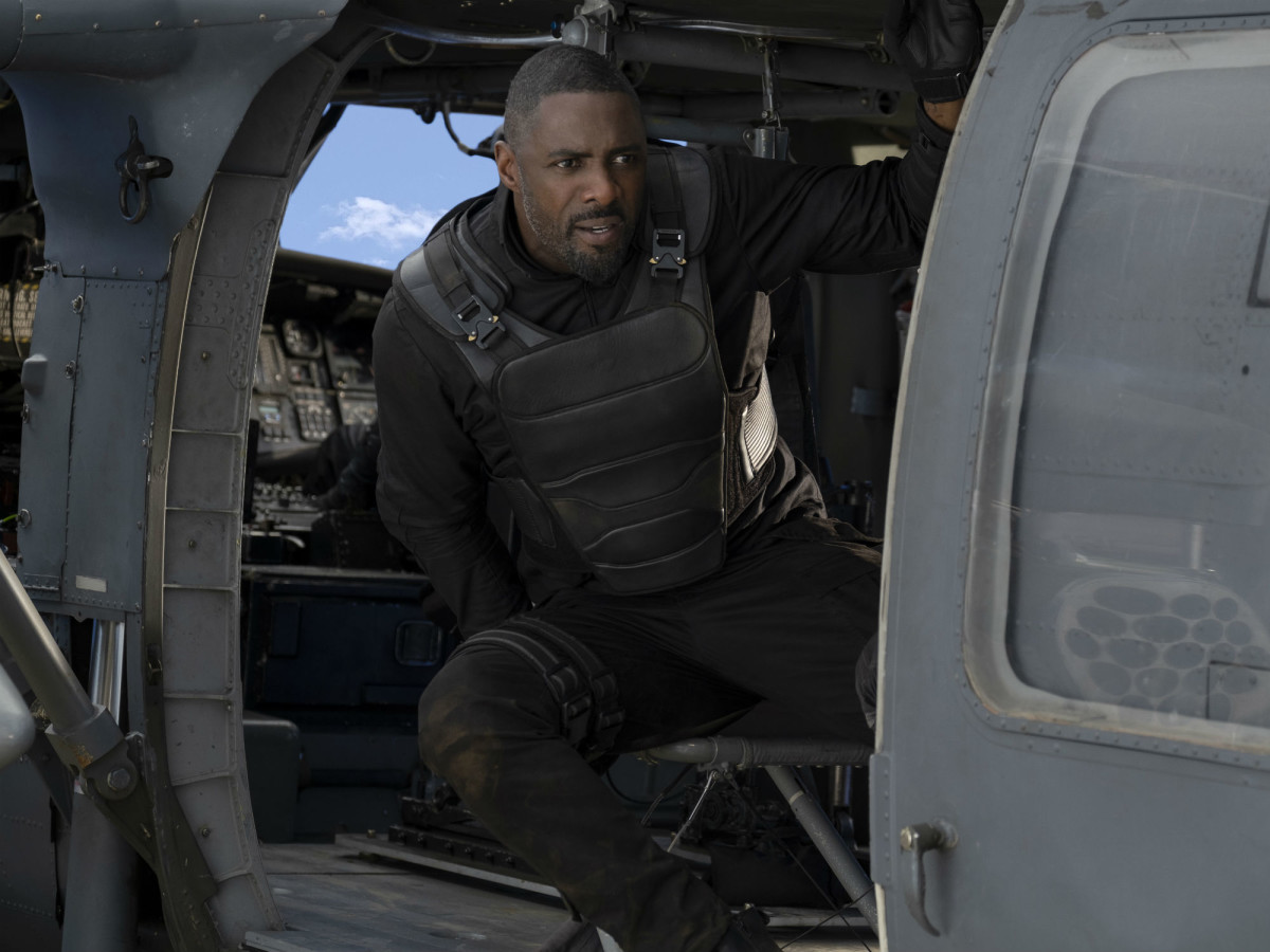 Idris Elba in Hobbs & Shaw