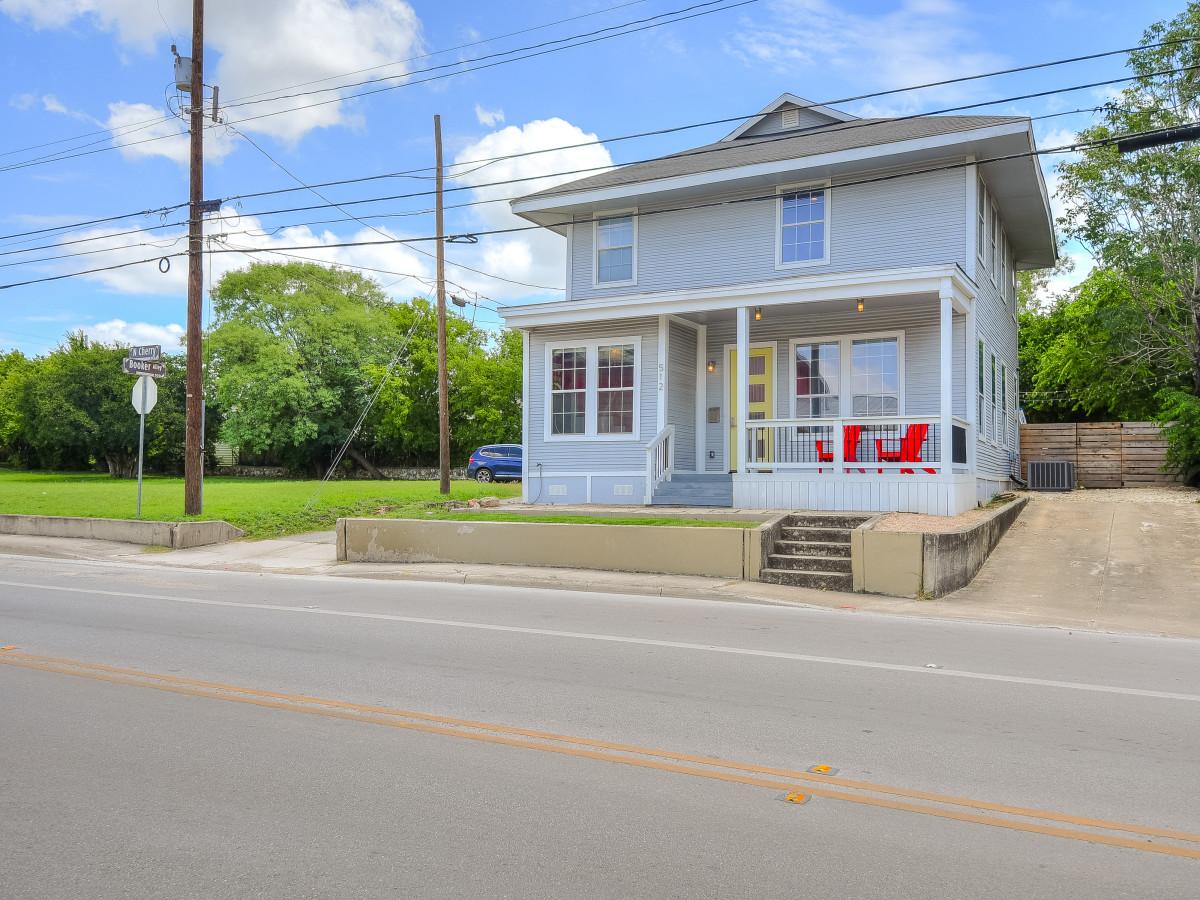512 Cherry San Antonio home for sale