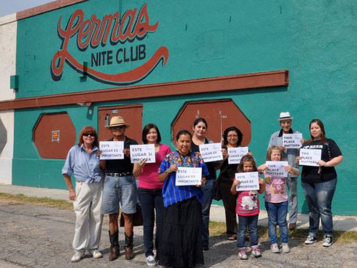 Supporters of Lerma's Nite Club banded together to save the decades-old dance hall.