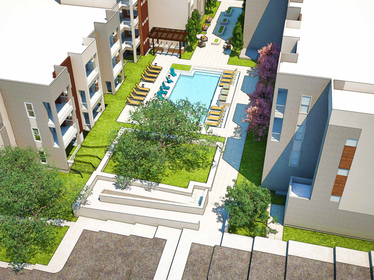 Gravity townhomes and condos
