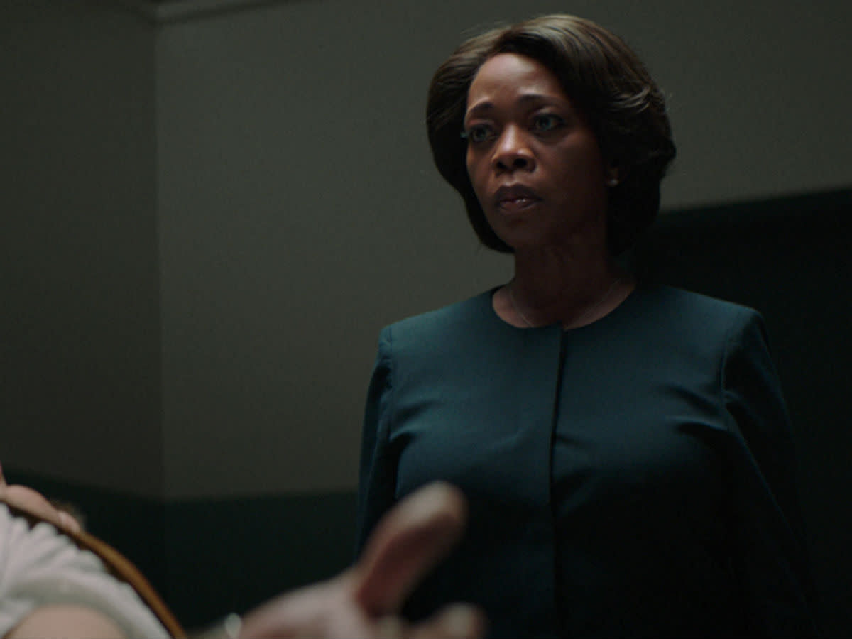 Alfre Woodard in Clemency