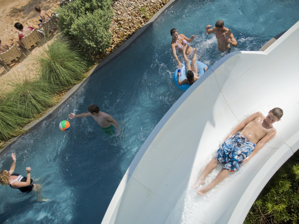 Crooked River Water Park