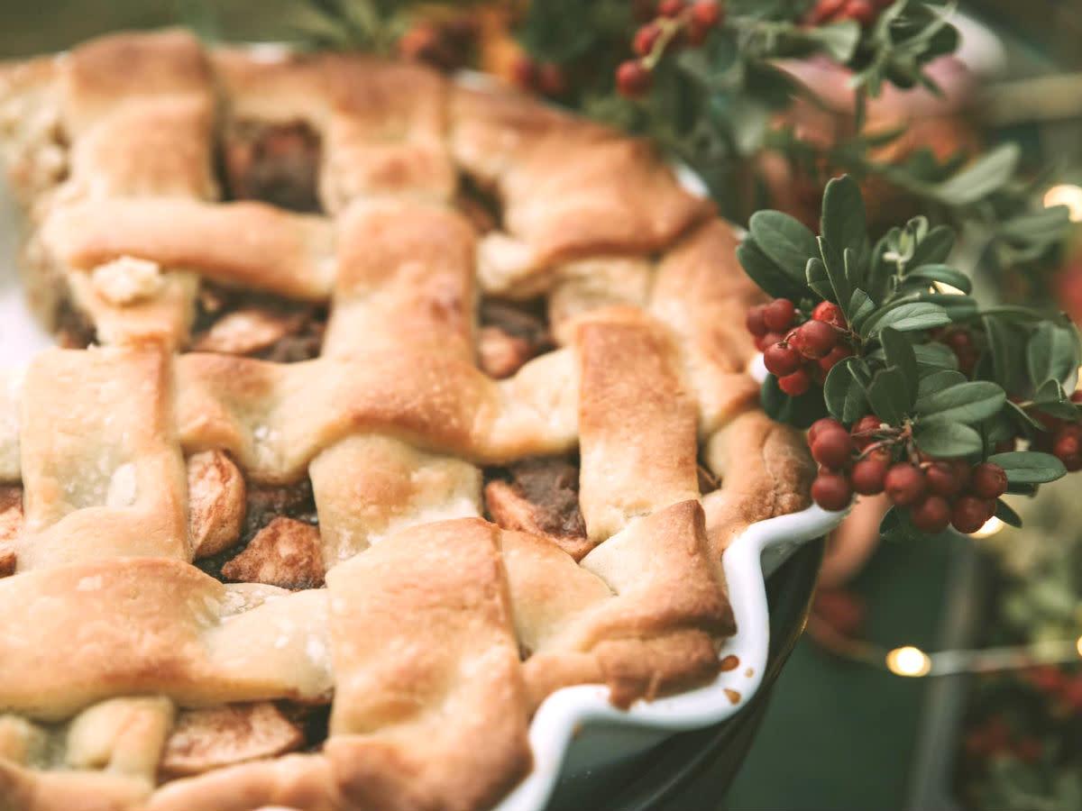 Dasher Pie