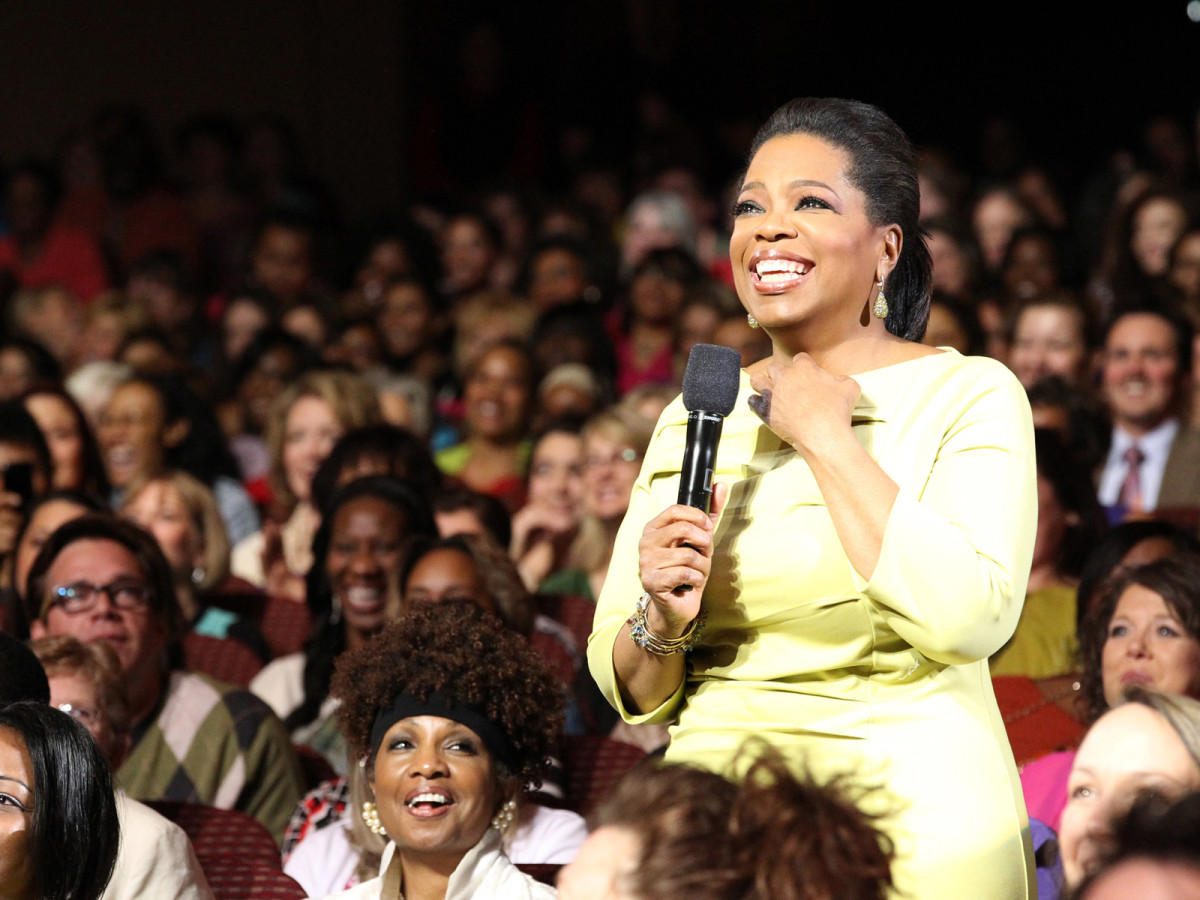 Oprah Winfrey Announces Wellness Tour in 2020 - All the Details!